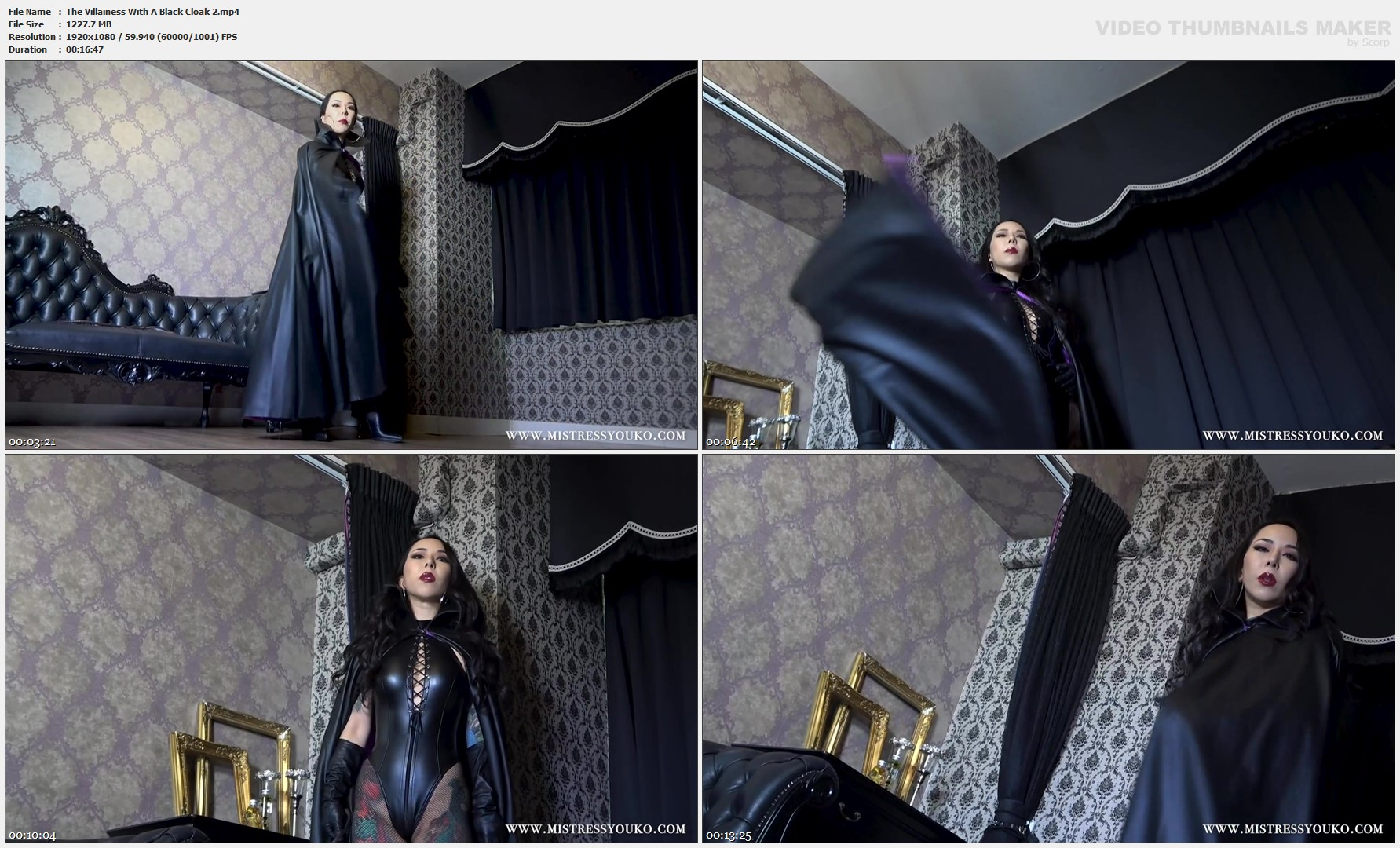 The Villainess With A Black Cloak 2